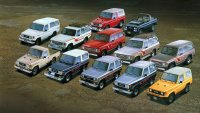 Toyota Land Cruiser: 70 години славна история