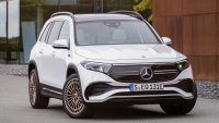 Mercedes-Benz представи кросоувър на ток със 7 места