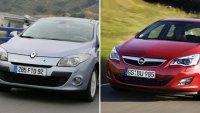 Opel Astra или Renault Megane - какво казват собствениците?