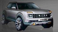 Ето как ще изглежда новата Lada Niva