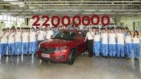 Skoda произведе 22-милионния си автомобил