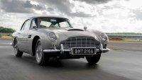 Aston Martin пусна шпионския си автомобил