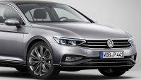 Новият VW Passat ще съчетава седан и комби