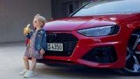 Audi премахна скандална реклама