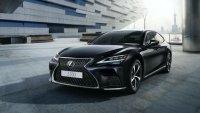 Обновеният Lexus LS пристигна в Европа