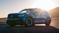 Най-големият кросоувър на Volkswagen получи спортна версия