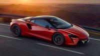 McLaren разкри първия си сериен суперхибрид в детайли