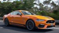 Ford ще плати милион долара за грешка в реклама на Mustang Mach 1