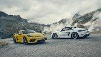 Porsche представи новите 718