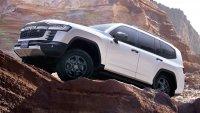 Toyota представи топ-версията на Land Cruiser 300