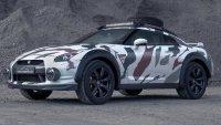 Nissan GT-R се превърна в офроуд чудовище