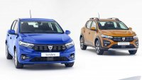 Dacia разкри новите Logan и Sandero в детайли