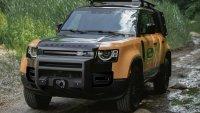 Land Rover пусна още по-екстремен Defender