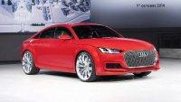 Audi работи над конкурент на купето Mercedes CLA