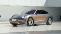 Great Wall направи електромобил с дизайн на Porsche Panamera