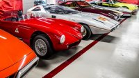 40-те най-смайващи коли в музея на Alfa Romeo