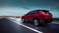 Toyota RAV4 Prime е най-икономичният кросовър в САЩ