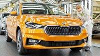 Skoda спря производството на автомобили в Чехия