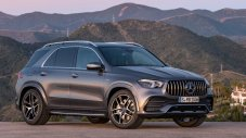 Новият Mercedes-Benz GLE стана спортен хибрид