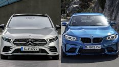 The Mercedes-Benz A-Class and the BMW 1-Series will benefit from common technologies