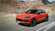 Мотор от Urus за Porsche Cayenne Coupe GT