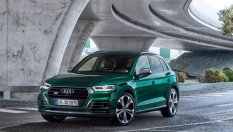 The new Audi SQ5 puts a sophisticated diesel