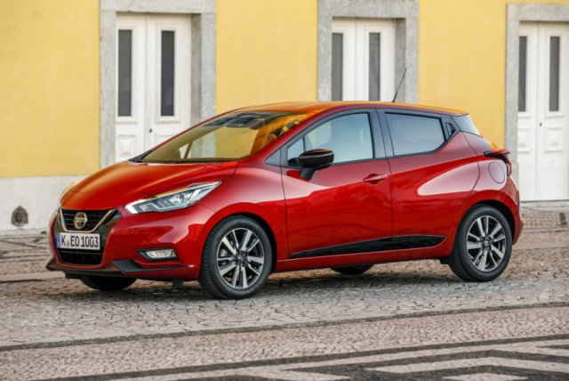 Nissan Micra has received new bikes and CVT