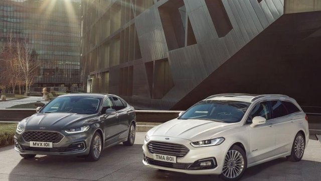 The Ford Mondeo got new diesel engines and an 8-speed automatic