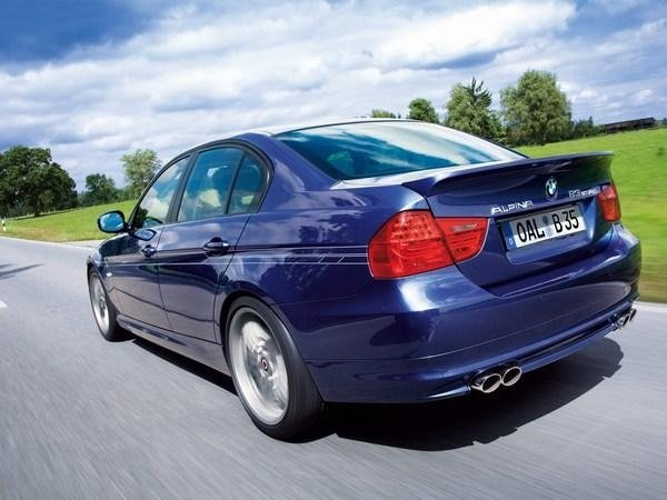 BMW Alpina D3 Bi-Turbo 2009