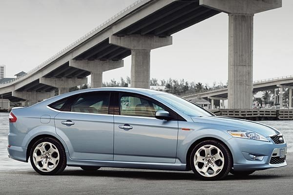 Ford Mondeo 2007, © Ford Motor Company