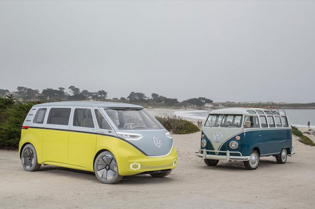 VW electric cars