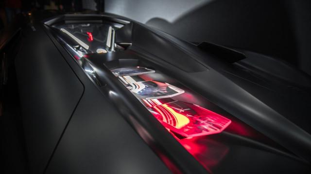 Lamborghini Terzo Millenio, суперкондензатори
