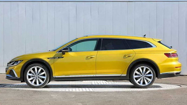 VW Arteon Shooting Brake CC