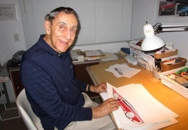Илия Русинов, дизайнер