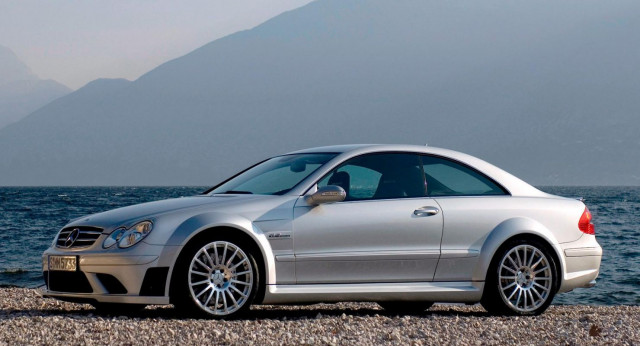 Mercedes-Benz - CLK 63 AMG Black Series