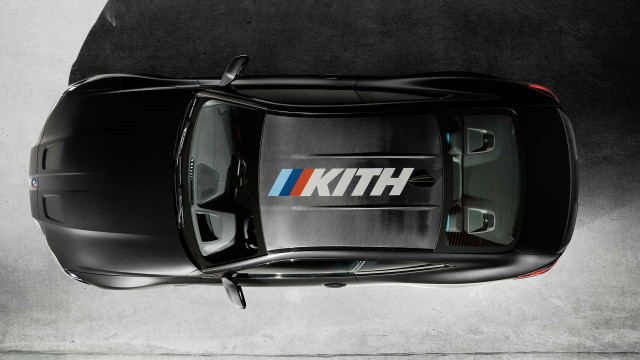 BMW M4 Competition x Kith Limited Edition