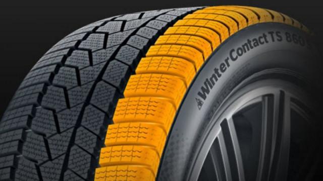 зимни гуми, Continental