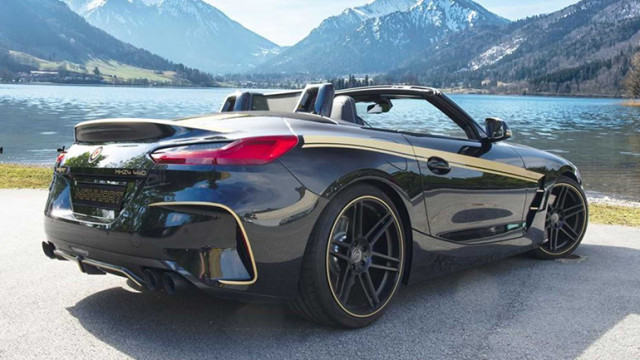 BMW Z4 M40i by Manhart