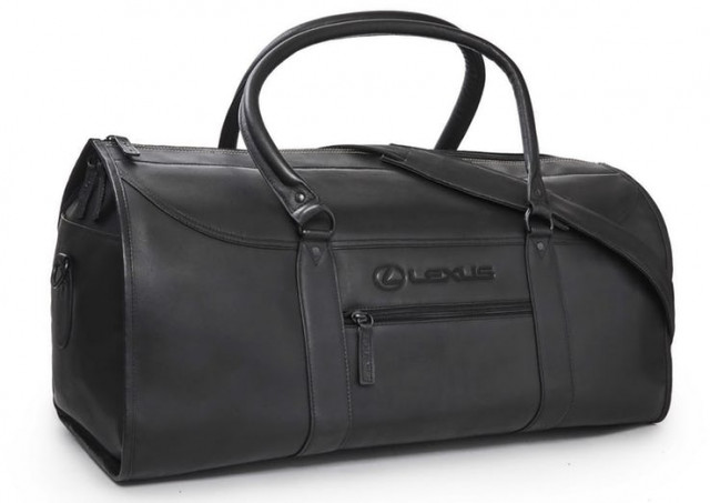 Lexus-leather-bag-carscoops