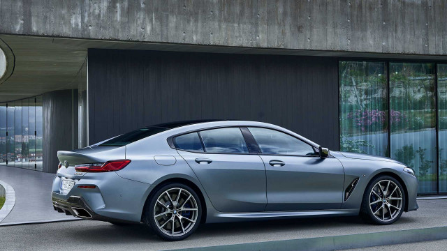 BMW 8-Series Gran Coupe
