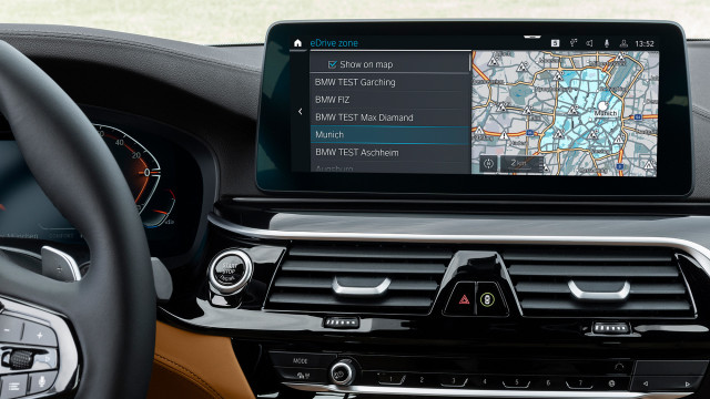 BMW Operating System 7