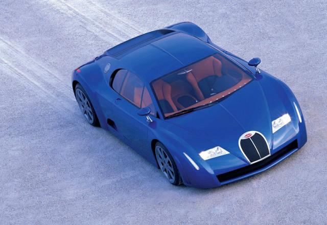 Bugatti W18