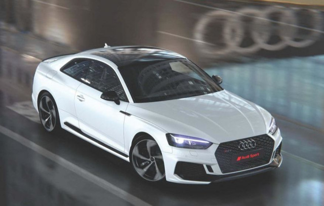 RS5 Audi Sport Edition