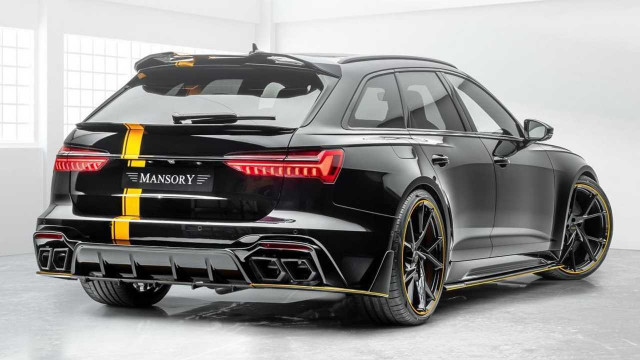 Mansory RS 6