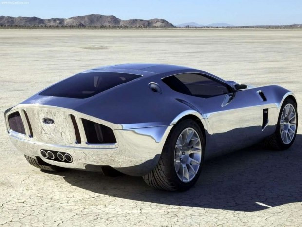 Ford Shelby GR-1-4