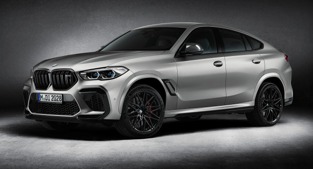 BMW X5 M Competition/BMW X6 M Competition First Edition