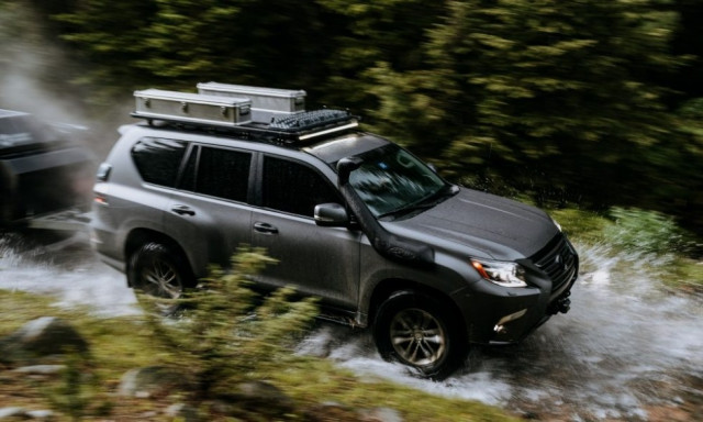 Lexus GX Off-Road