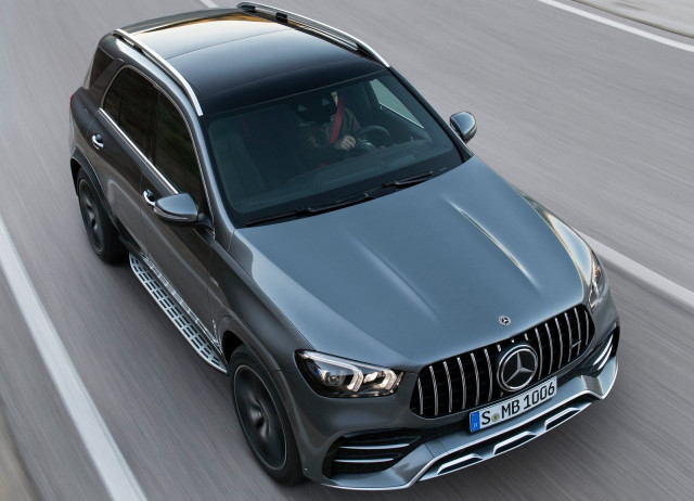 Mercedes-Benz GLE 53 4Matic+
