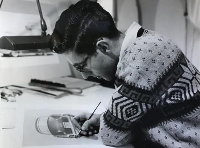 Илия Русинов, дизайнер, GM