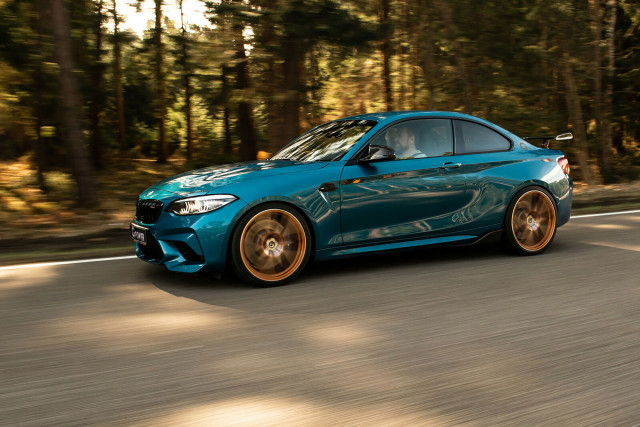 M2 Competition G-Power